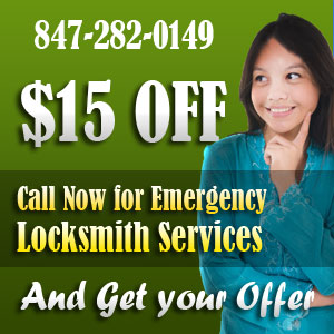 Locksmith of Mount Prospect Discount Coupon